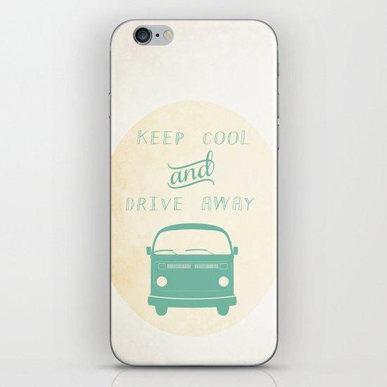 Keep cool & drive away iPhone & iPod Skin