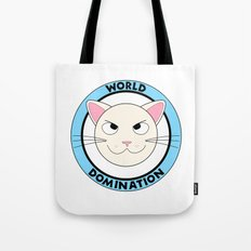 World Domination Tote Bag