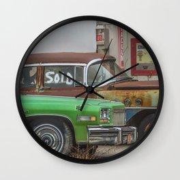 DN54 Wall Clock