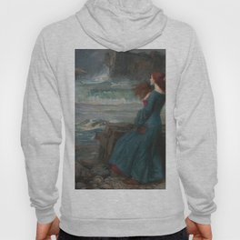John William Waterhouse - Miranda Hoody