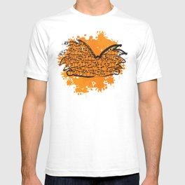 Musical Football Head T-shirt