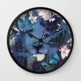 Gloomy me... Wall Clock