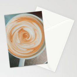 Casual Latte Stationery Cards