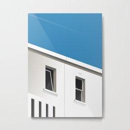 SUMMER HOUSE 3 Metal Print