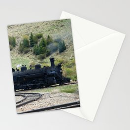 Durango&Silverton Engine 480 Stationery Cards