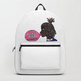 A Bubble Gum Narrative Backpack