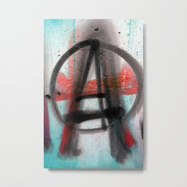 It's actually an attempt at alignment adjustment; people just confuse it with chaos. Metal Print