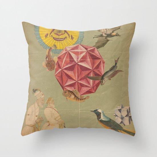 casbah Throw Pillow