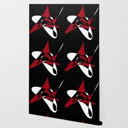 Retro MidCentury Modern Atomic Splash Wallpaper