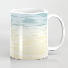 Kapalua Beach dream colours sparkling golden sand seafoam Maui Hawaii Mug