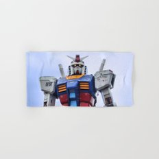 Gundam Stare Hand & Bath Towel