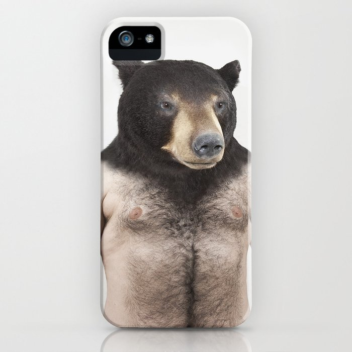 Therianthrope - Bear iPhone Case