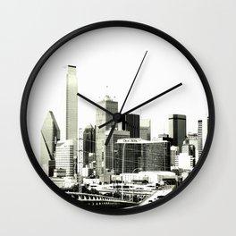 The Dallas storyline Wall Clock