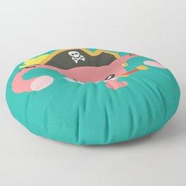 Avast, me hurties Floor Pillow