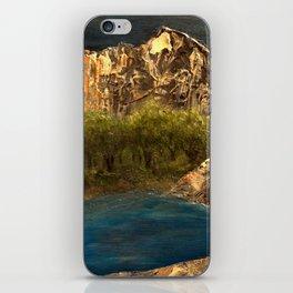 Maybe Somewhere iPhone Skin