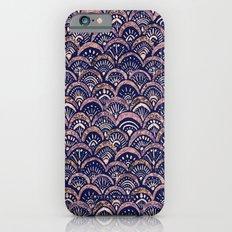 Mermaid Medallion Autumn Blush Slim Case iPhone 6s