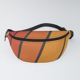 Retro 70s Stripes Fanny Pack