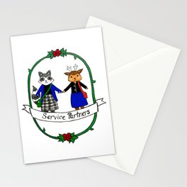 Service Partners For Life Pt. 1 Stationery Cards