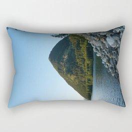 Duncan Lake BC Rectangular Pillow