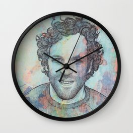 Jack Johnson - In Between Dreams Wall Clock