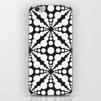 dot iPhone & iPod Skins featuring DOT by Vadeco