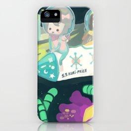 Kuri-prize iPhone Case