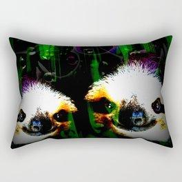 slowly dreaming Rectangular Pillow