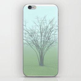 Forlorn Flamer iPhone Skin