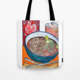 Ode To Pho Tote Bag