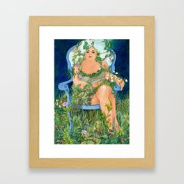 Florinda Framed Art Print