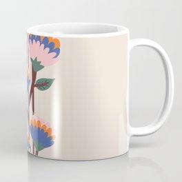 Henri Flowers Coffee Mug