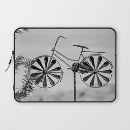 Day 1 of 7 Day B & W Challenge Laptop Sleeve