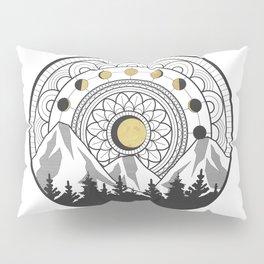 Moon Forest Pillow Sham