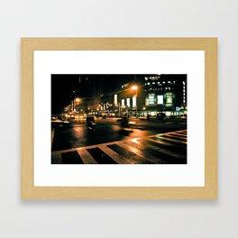 Nanjing II Framed Art Print