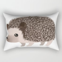 Cute Hedgehog Rectangular Pillow