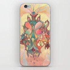 The Fountain of Originality iPhone & iPod Skin