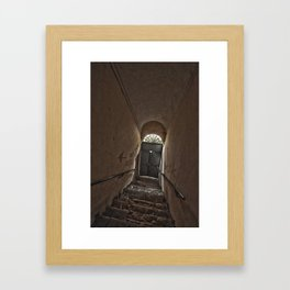 Trip Mentality Framed Art Print
