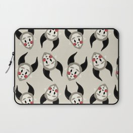 charlies backround Laptop Sleeve