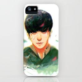 Corporal Zitao iPhone Case