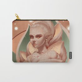 The Elf in the Golden Flower Carry-All Pouch