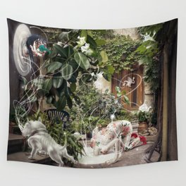 Opti-Bourgeois Wall Tapestry