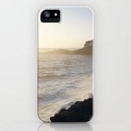 PNW Sunset iPhone Case