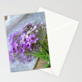 Lace & Phlox Stationery Cards