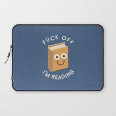 All Booked Up Laptop Sleeve