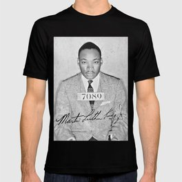 Martin Luther King - 7089 T-shirt