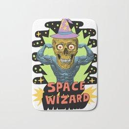 SPACE WIZARD Bath Mat
