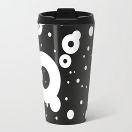 Bouncing black Travel Mug