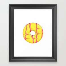 Party Ring Framed Art Print