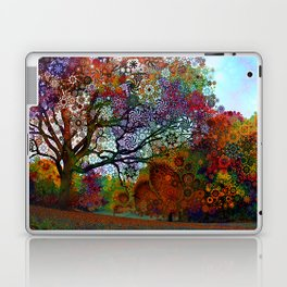 Afternoon Lght Laptop & iPad Skin