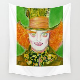 Hatter Wall Tapestry